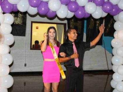 Transgender teen (San Ysidro High School / San Diego Gay & Lesbian News)