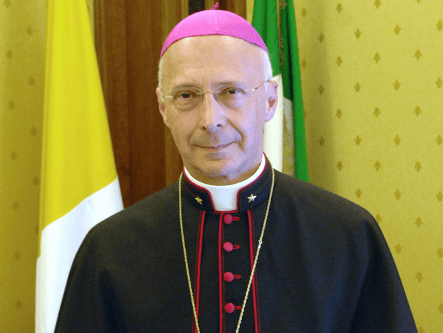 Genoa Archbishop Angelo Bagnasco
