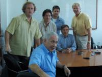 Andrew Breitbart and Ben Netanyahu