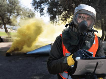 Chemical War Nerve Gas