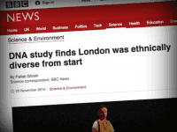 BBC Claims London ALWAYS Multi-Cultural: Based On An Incomplete Study Of Just FOUR People