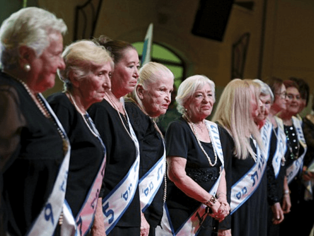 Israel 'Miss Holocaust Survivor' contest