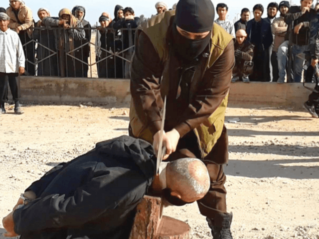 beheading execution in Saudi Arabia
