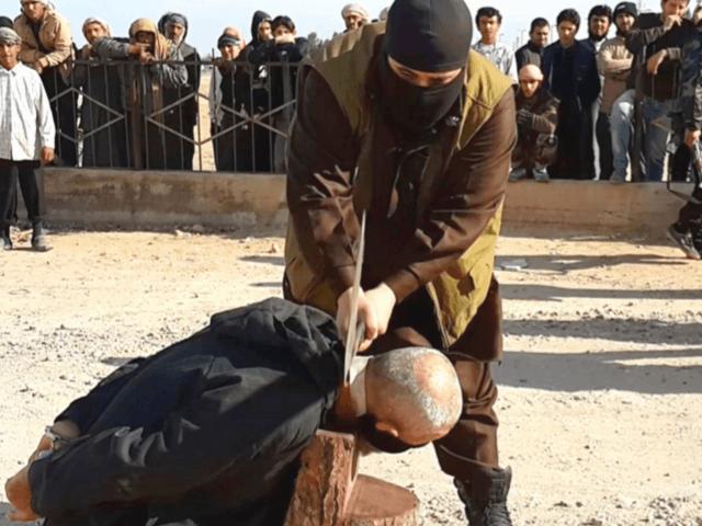 beheading execution in Saudi Arabia