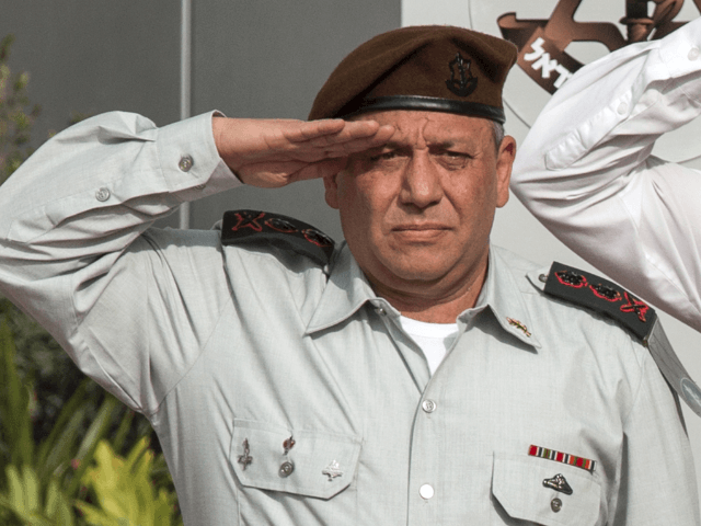 IDF Chief of Staff Gadi Eisenkot