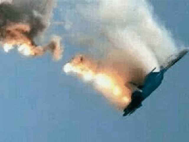 Russian warplane downed by Turkey