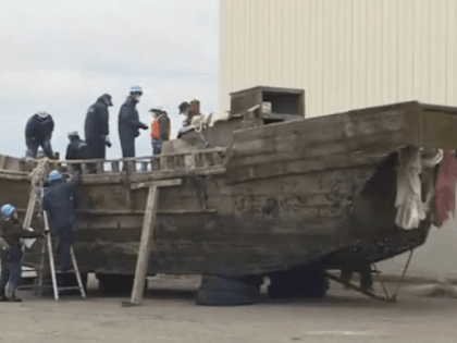 'Ghost Ships' Full of Bodies Are Washing up in Japan