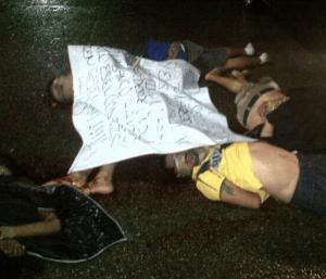 Los Zetas criminal victims
