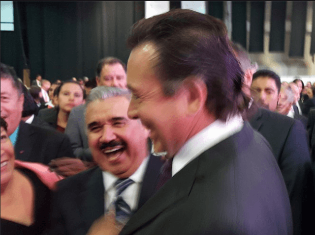 Fugitive Tamaulipas Governor Eugenio Hernadez