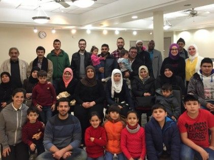 Oakland A's Pitcher Sean Doolittle Hosts 17 Syrian Refugee Families for Thanksgiving