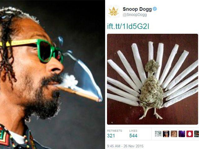 Snoop Dogg Reuters Twitter