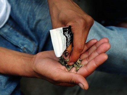 Spice Drug (Spencer Platt / Getty)