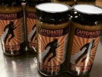 Steem caffeinated peanut butter (Facebook)