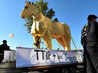 Trojan Horse JOHN MACDOUGALL Getty
