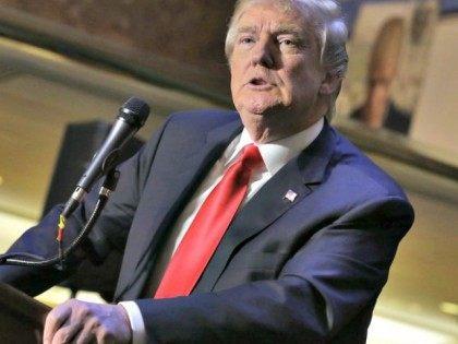 Trump Tilt AP