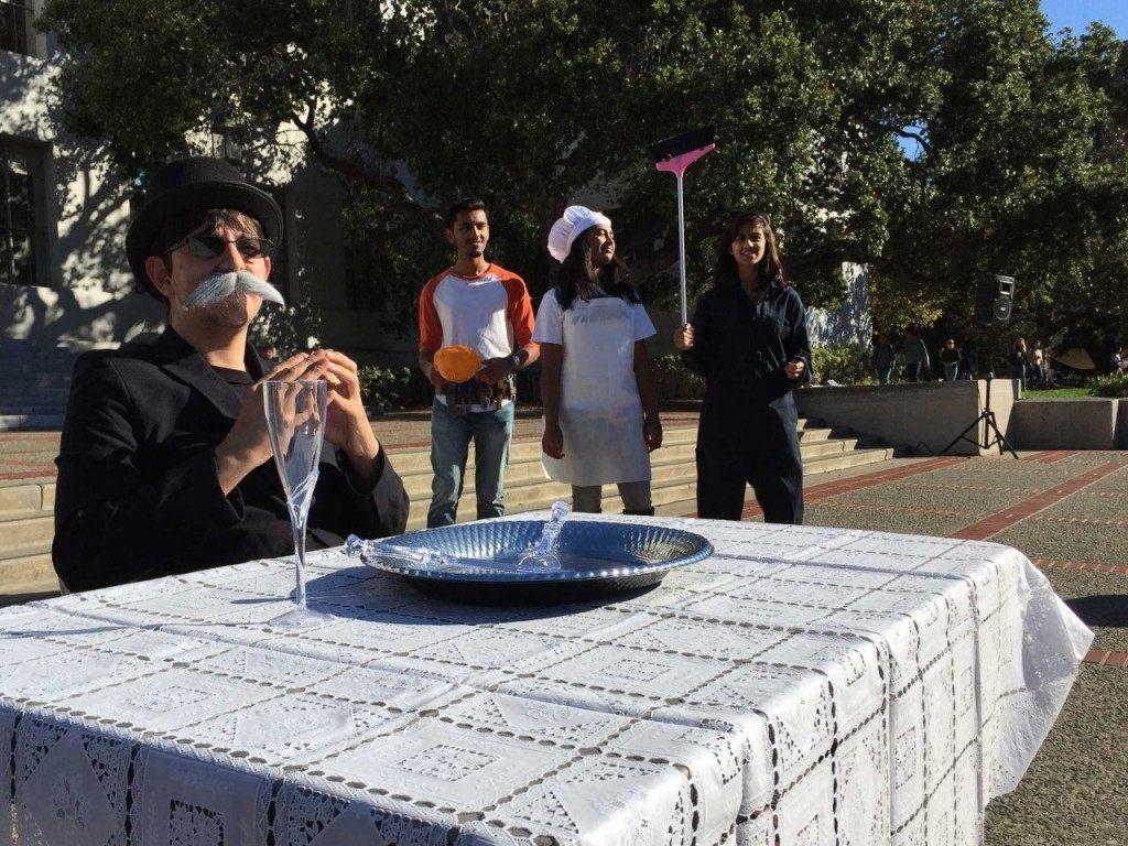 UC Berkeley Black Lives Matter / Million Student March (Joel Pollak / Breitbart News)