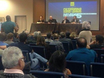 Xenophobia event MPAC (Adelle Nazarian / Breitbart News)