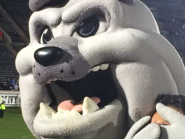 Yale Bulldogs Mascot