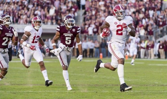 Alabama Football G10 at Mississippi State
