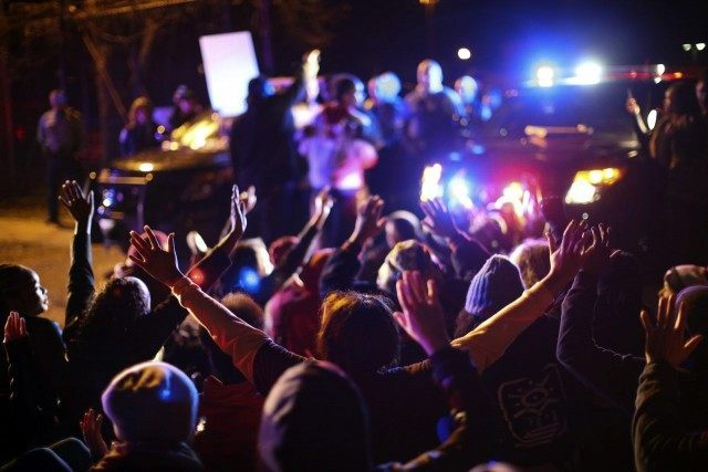 Police Doc: Black Lives Matter Protesters Started Confrontation That Led to Minneapolis Shooting