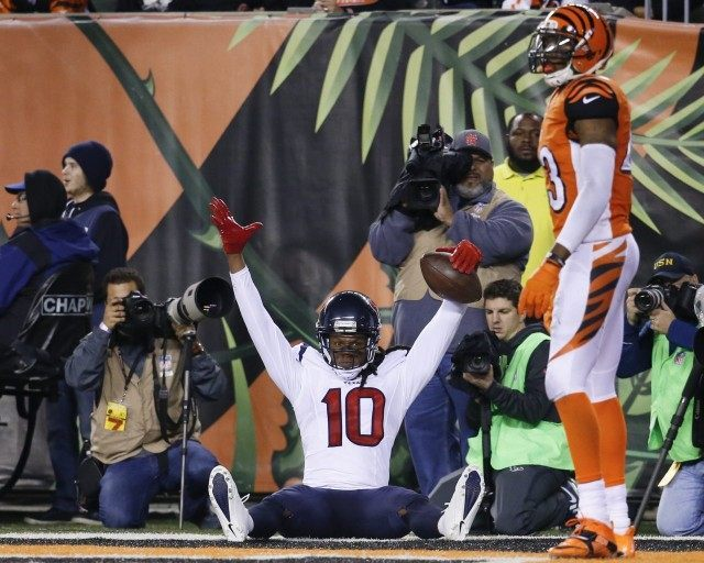 DeAndre Hopkins, George Iloka