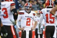 Johnny Manziel Demoted to Third String After Partying Video Surfaces