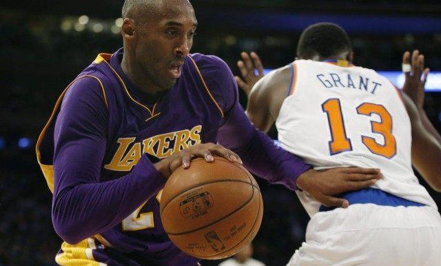 Kobe Bryant, Jerian Grant