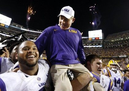 Trap Play: Louisiana Gov. Says Give Me New Taxes or I'll Take Away LSU Football
