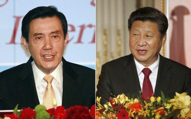 Ma Ying-jeou, Xi Jingping