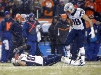 Brady: Low Tackle on Gronk Not 'Dirty,' the 'Only Way for Defenders to Hit Now'