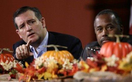 Ted Cruz, Ben Carson