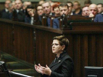 poland's new PM Beata Szydlo