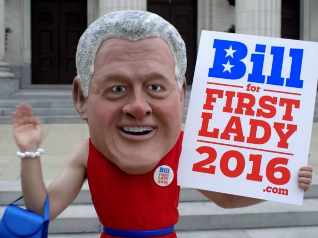 BillForFirstLady2016.com/YouTube