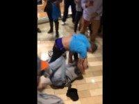 Kentucky Mall Brawl on Thanksgiving Night