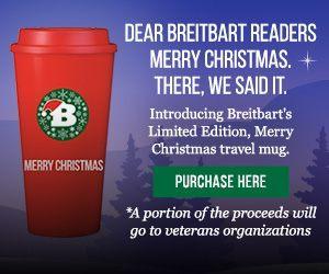 Breitbart Christmas Cup