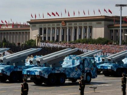 China Launches Major Military Overhaul to Project Power Amid U.S. Tensions