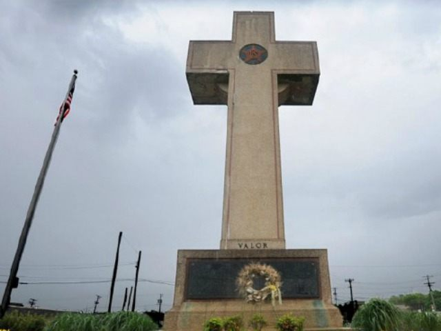 controversial cross
