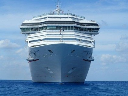 Luxury Cruise Liners Convert To Floating Migrant Housing