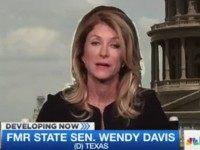 Wendy Davis on CO Shooting: GOP Candidates 'Dangerous Rhetoric' Is 'Fueling' this 'Behavior'