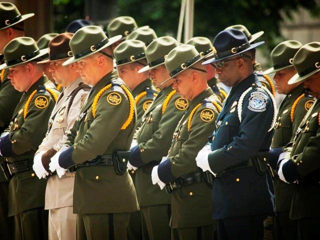 CBP Line of Duty