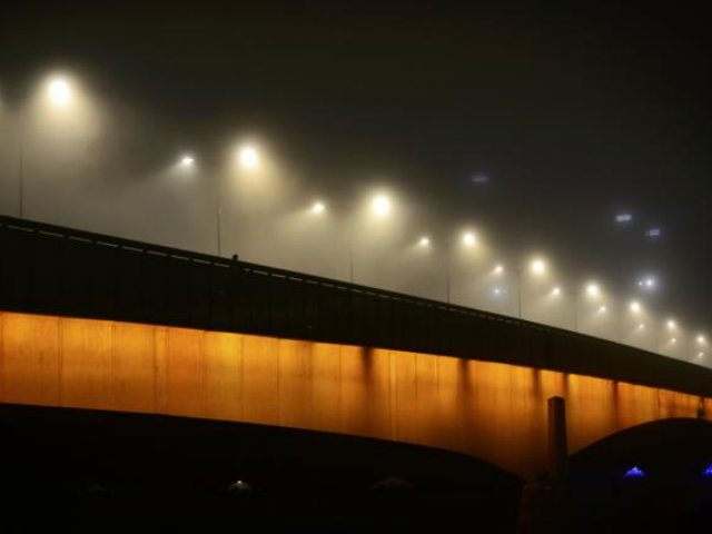 Airports across Britain suffered disruption on Monday as heavy fog …