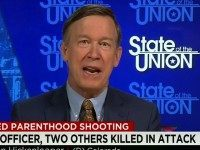 CO Gov Hickenlooper Blames Shooting on 'Inflammatory Rhetoric' from Bloggers, Talk Shows