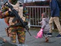 Brussels Schools Reopen As Terror Alert Stays At Highest Level