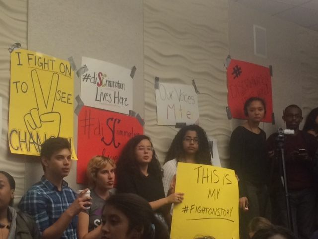 USC Diversity Vote 3 (Adelle Nazarian / Breitbart News)