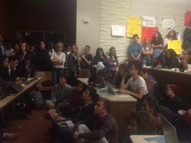USC Diversity Vote 1 (Adelle Nazarian / Breitbart News)