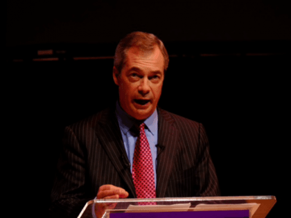 FARAGE: UK Muslims Have Loyalty Conflict, EU Free Movement Opened Borders For Kalashnikovs, Terrorists, Jihadists