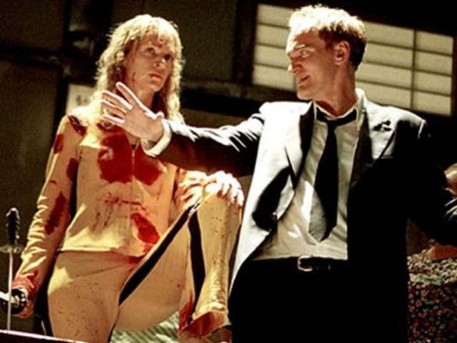 kill-bill-vol-1-tarantino-directs-thurman-in-bloody-fight-scene
