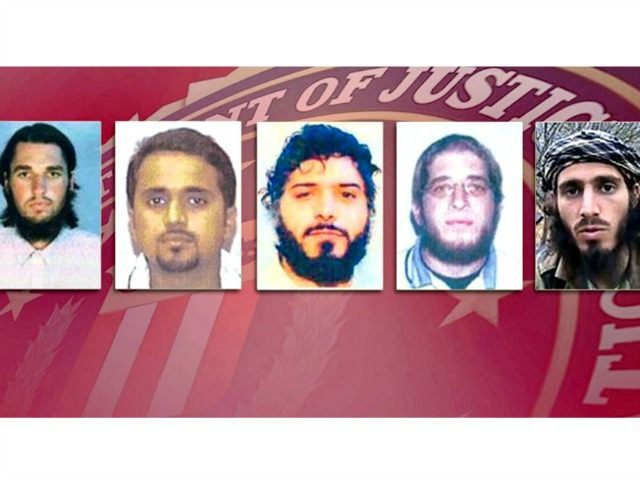 most wanted terrorists in US