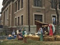 'Freedom From Religion' to Place Controversial 'Nativity' Next to Traditional Nativity of Over 50 Years