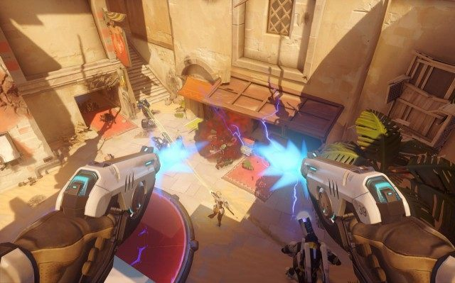 overwatch-tracer-gameplay